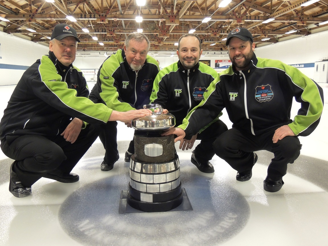 2015 Canadian Police Curling Champions